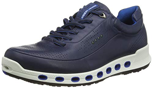 Ecco Herren Cool 2.0 Sneaker, Blau (1048true Navy), 44 EU