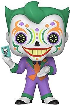 Funko Pop! Heroes  Dia De Los DC - Joker
