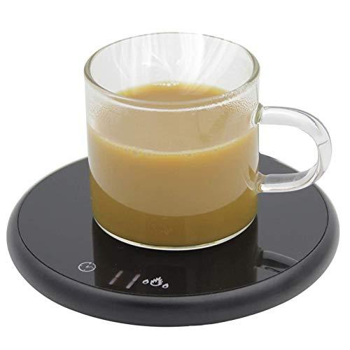 Getränkeheizung, elektrische Kaffeetasse wärmer, Wassertemperatur auf 55 ° gehalten, kann Tee, Milch, Kaffee erhitzen, geeignet für Büro oder zu Hause