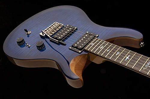 PRS 35th Anniversary SE Custom 24 Faded Blue Burst Pre-Order