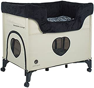 Petique BD01300104 Bedside Lounge-Pet Bed, One Size