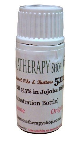 The Aromatherapy Shop Wild Brasilianische Pfeffer Öl @ 5% Verdünnen/ Selten - 5ml