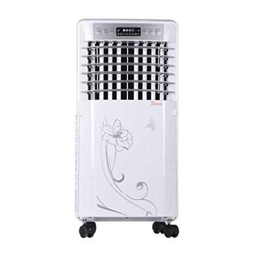 XXF-Shop Air Cooler Habitación de Dormitorio Ventilador refrigerador Agua Agua Frenadores de Aire Fans de Pedestal Tranquilo