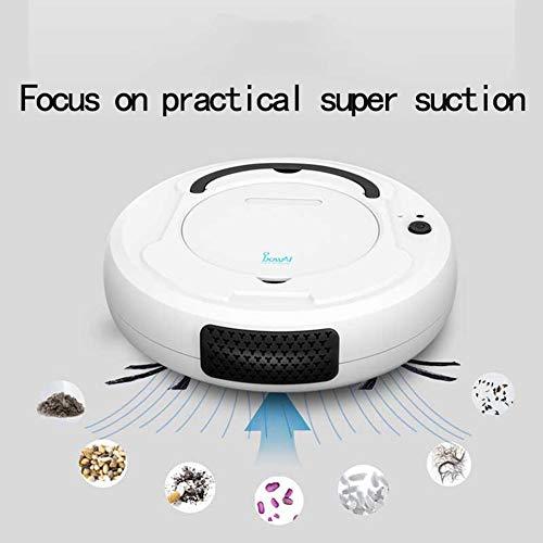 Best Price XRQ Robot Vacuum, 1800Pa Robotic Vacuum Cleaner (Slim) Strong Suction, Quiet Multiple Cle...