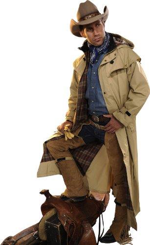 Scippis Stockman Coat Regenmantel Beige XL