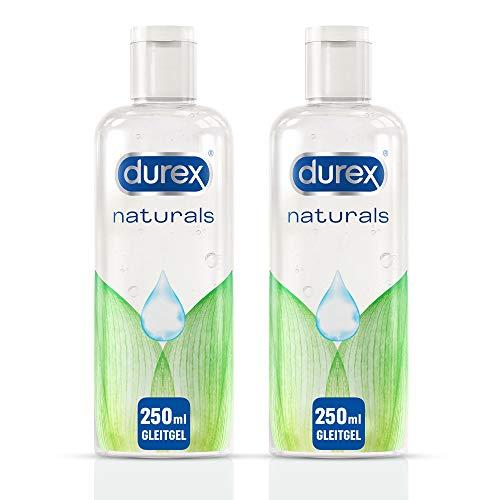 Durex Naturals 500ml Gleitgel (2 x 250ml)