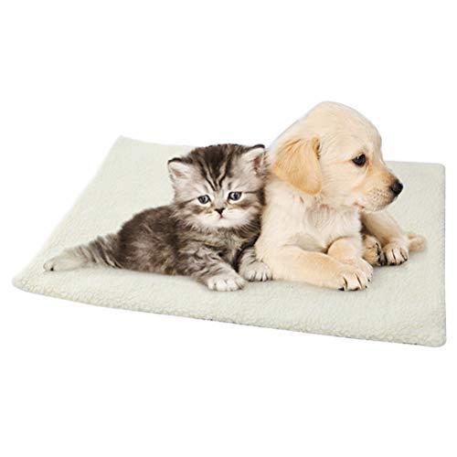 StyleBest Cama de perro autocalentante, manta de mascotas autocalentable para gatos y...