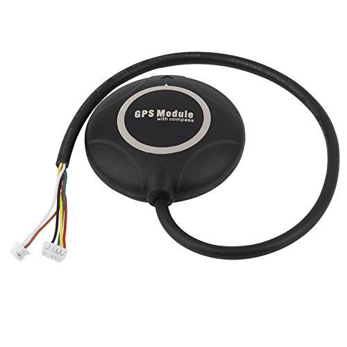 Dxlta GPS-Modul mit Kompass sicher Bequem Hohe Präzision NEO-M8N für Flight Controller