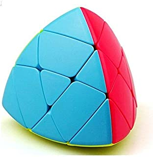Cubelelo QiYi Mastermorphix Master Pyramorphix Stickerless Cube Pyramid Puzzle