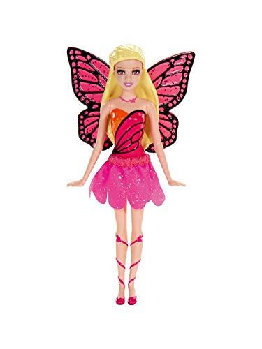 Mini Barbie Mariposa Small Doll Mattel BLP47
