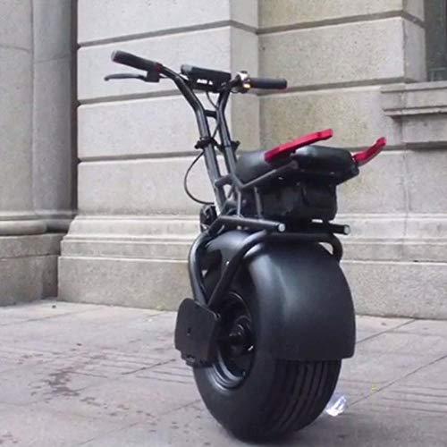 WYN Einrad-Roller Einrad-selbstausgleichender Elektromotorrad-Roller für Erwachsene mit Sitz