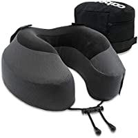 Cabeau Evolution S3 Memory Foam Airplane Neck Pillow for Travel
