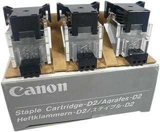 Canon Part# 0250A002AA Staple Cartridges (OEM Type D2, F23-2930-000) 2,000 Staples Ea.