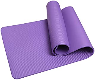 Yoga Mat,Extra Thick Exercise Outdoor Workout Multipurpose Mat for Yoga & Fitness TRUMLI