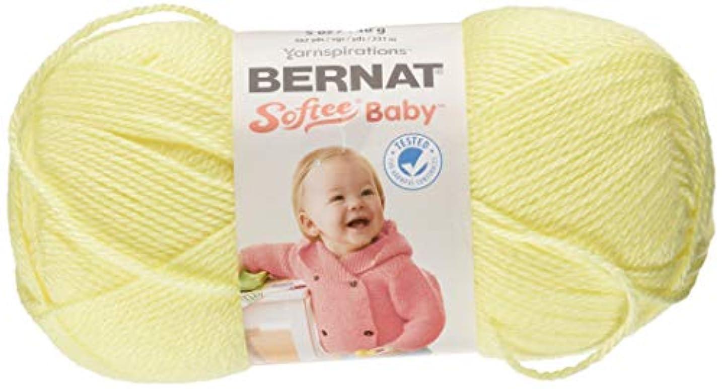 Bernat Softee Baby Yarn, Lemon