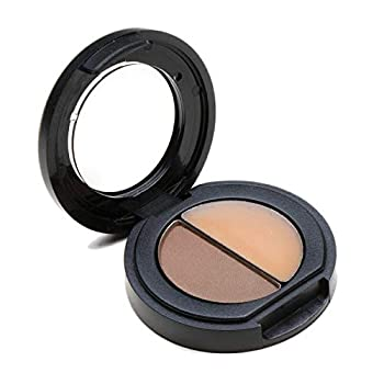 Unbelievable multi-shade brow color & finish wax set - Matches most any brow tint and makes you look naturally gorgeous in minutes - Black brown blond auburn red and grey