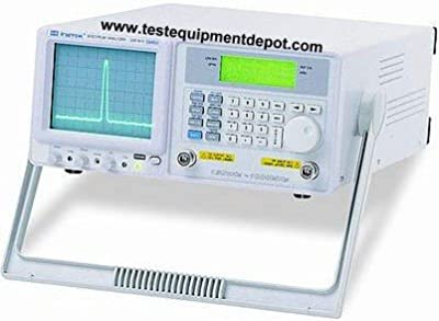 GW Instek GSP-810 Series LCD Display Spectrum Analyzer, 150kHz to 1GHz Frequency