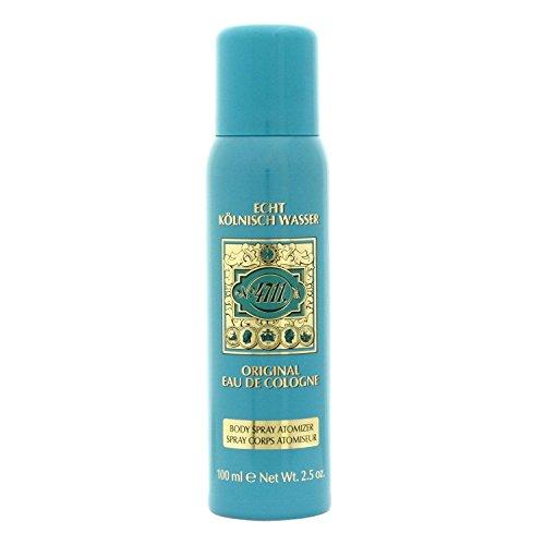 4711 Spray corporal original 100 ml