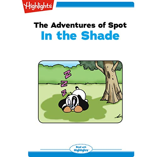 The Adventures of Spot: In the Shade copertina