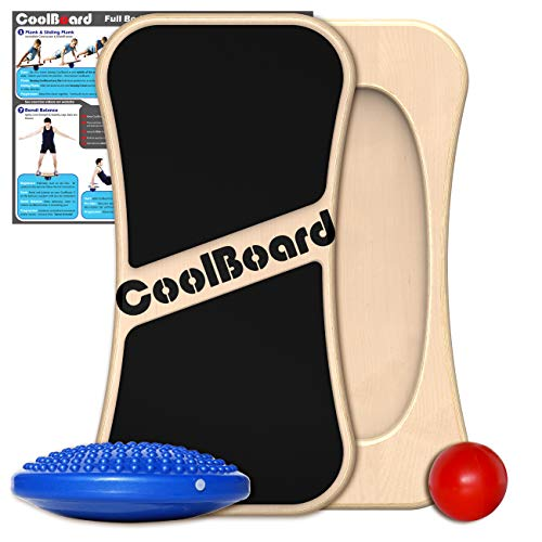 CoolBoard – Tabla de equilibrio – la única True Full...