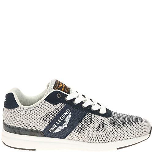 PME Legend Dornierer Sneaker Heren Grijs