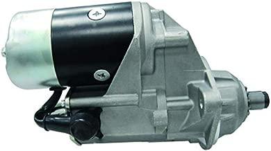 New Starter For Case Skid Steer 70XT 4T-390 - IH Diesel 3926960 3957585 3957586 3957594 128000-0210 128000-0211 128000-0212