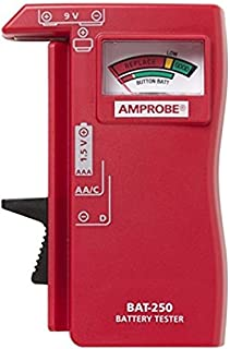 Amprobe BAT-250 Battery Tester ..#from-by#_5stars-shop_12112041293020