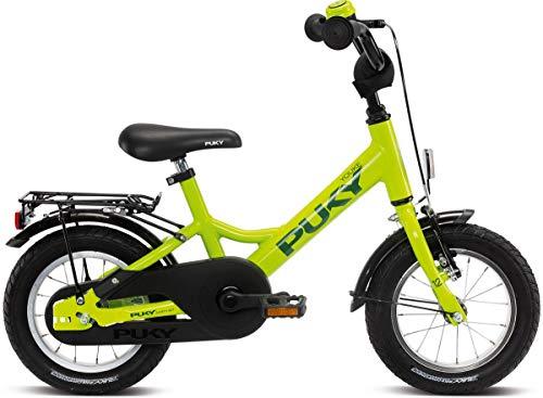Puky Youke 12''-1 Alu Kinder Fahrrad grün