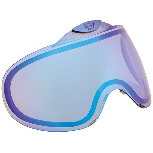 DYE Erwachsene Maskenglas Lens Proto Switch, Blue Ice, One Size