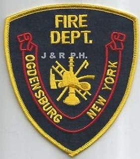 Ogdensburg Fire Dept, New York (4
