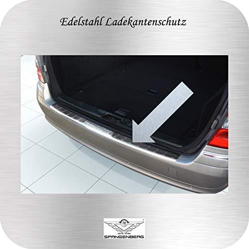 Spangenberg 3235668 Protection de seuil de chargement en acier inoxydable pour Mercedes Benz Classe E S211 modèle T Break années de construction 03/2003-07/2009 Modèle T
