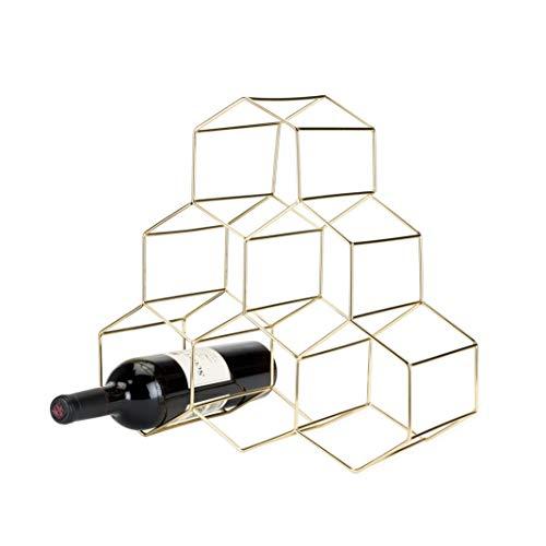 estante hexagonal fabricante Viski