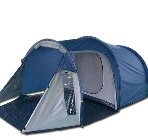 Elecsa 3 Personen Camping Moskitonetz Schnellaufbau Zelt Modell 3167