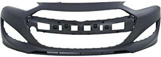 Go-Parts OE Replacement for 2013 - 2015 Hyundai Genesis Coupe Front Bumper Cover 86511-2M300 HY1000197 Replacement For Hyundai Genesis Coupe