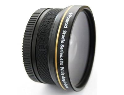 Polaroid . Studio Series .43X HD Wide Angle Lens 58mm by Polaroid