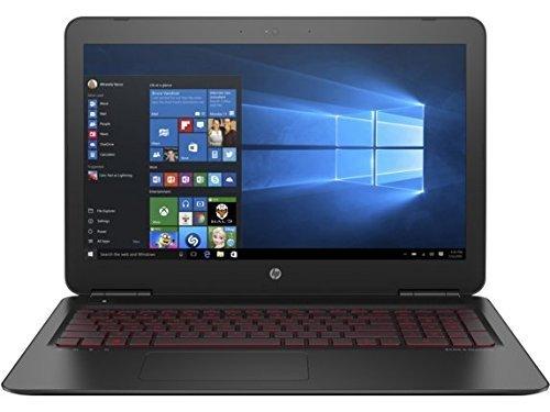 HP Omen 15 15.6-inch UHD 4K Gaming Laptop PC (Intel i7, 2 TB HDD, 128 GB SSD, 16GB RAM, NVIDIA GeForce GTX 960M, Win 10)