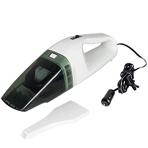 W-SHTAO L-WSWS 12V Aspirador húmedos y Secos de Doble Uso de múltiples Funciones de Mano del Mini del vacío del Limpiador del Coche de Potencia de 60W vacío Handheld