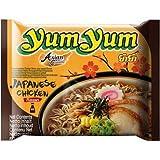 Yum Yum Instantnudeln Japanese Chicken, 30er Pack, 30 x 60 g (Misc.)