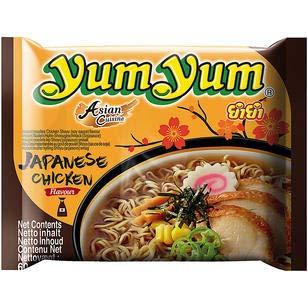 Yum Yum Instantnudeln Japanese Chicken, 30er Pack, 30 x 60 g