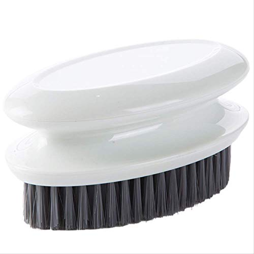 Cepillo para la colada para el pelo suave, para uso doméstico, multifunción, para la limpieza del cepillo para lavar la ropa, pequeño cepillo para zapatos, cepillo para zapatos