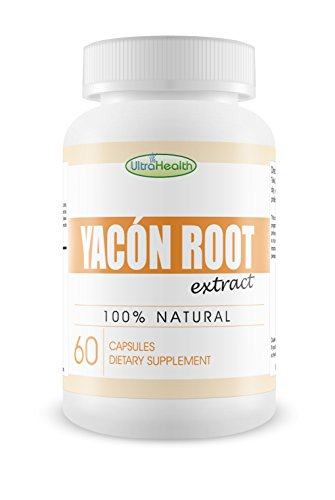 Best Weight Loss Diet Pills from Yacon Root Extract The Digestive Fiber Supplement and Natural Appetite Suppressant for Fast Metabolism, Healthy Blood Sugar, Metabolic Maintenance with Prebiotic Caps