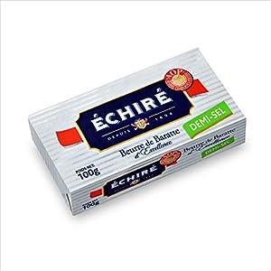 エシレバター 100g ブロック 【フランス伝統の発酵バター】 (有塩×1)