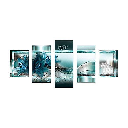 DIY 5D Diamant Malerei,BaZhaHei 2019 Special Shaped Crystal Strass Home Dekor Voller Bohrer Diamond Painting Stickerei Bilder Kunst Handwerk für Home Wall Decor für Home Wall Decor