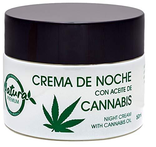Natura Premium Cannabis Crema de Noche 50 Ml 50 ml