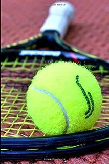Tennis Journal: Lined Journal