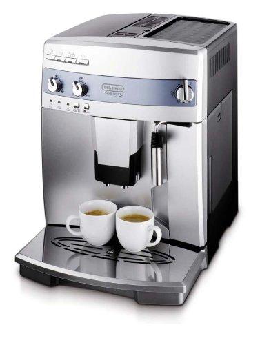 DELONGHI ESAM 03.110.S Automatische espressomachine met Magnifica-molen - roestvrij staal