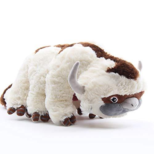 BUNRUN Appa Plush Toy Soft Stuffed Animals Cattle Doll Children Toys
