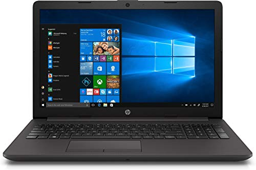 HP Notebook 250 G7 Laptop 2A9A5PA#ACJ (Intel Celeron N4020/4GB Ram/1TB HDD/15.6 inch HD/Windows 10/Intel UHD Graphics/1.78Kg),Dark Ash Silver