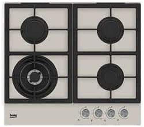 Beko HILW 64225 SG 7763586727 - Placa de cocina (9500 W)