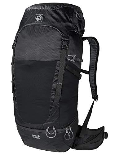 Jack Wolfskin KALARI Trail 36 Pack Trekking Reise Rucksack, Black, ONE Size